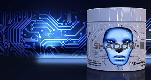Shadowx-X Pre-Workout von Cobra Labs