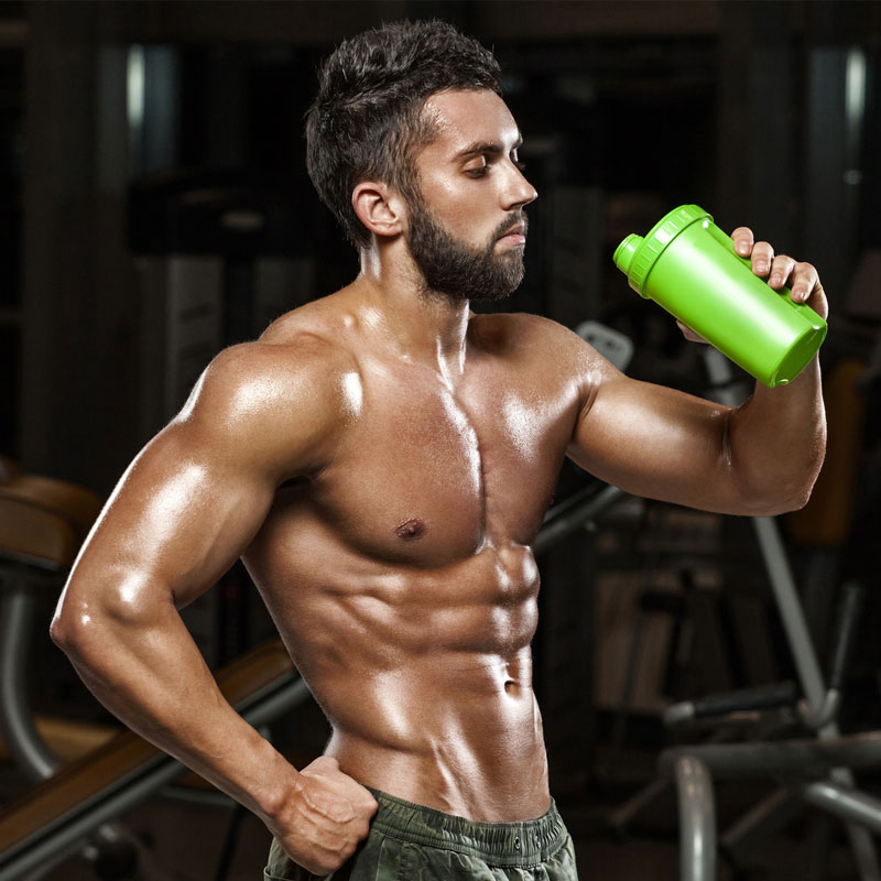 BCAA for building muscle