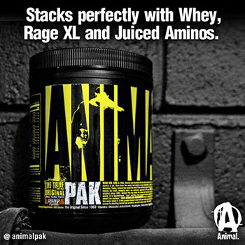 Universal Animal Pak - Stacks