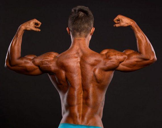 Fettfreie Muskelmasse in Symmetrie aufbauen