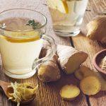 Firscher Ingwer Tee - Lecker und Gesund!