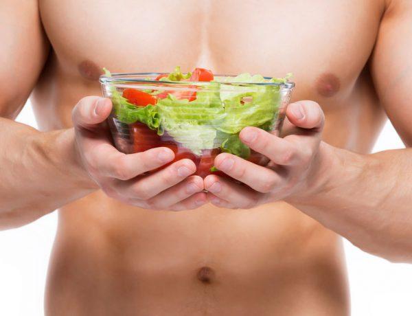 Muskelaufbau vegetarisch - so funktioniert es auch ohne Fleisch & Co.