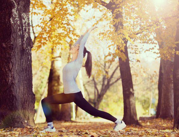 Neue Trends: Outdoor Training - Trainieren in der Natur