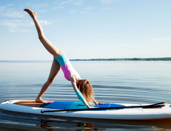 Stand Up Paddling – Das Training für Körper und Geist