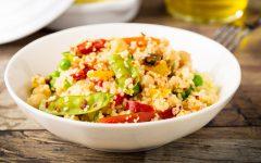 Couscous-Salat - einfach, frisch und lecker