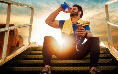 Die Ernährung vor und nach einer sportlichen Belastung