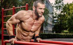 Gewichtsreduktion durch Bodyweight Training - so funktioniert's