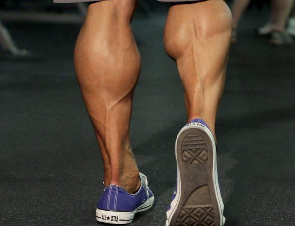 Beim Training oft vernachlässigt: die Wadenmuskulatur