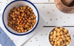 Proteinsnack - Kichererbsen die eiweissreichen Alleskönner