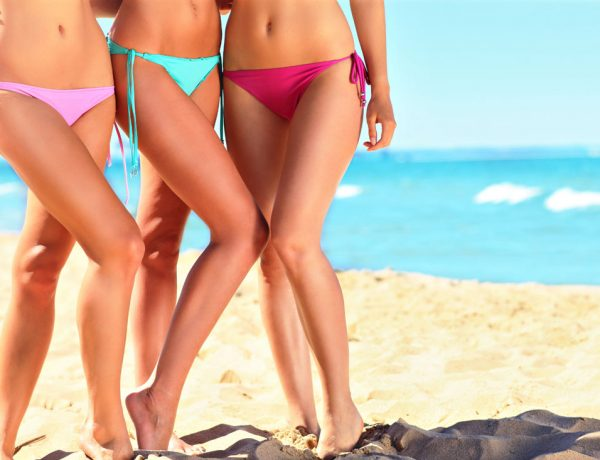 Fit in den Sommer - so bekommst du schlanke Beine