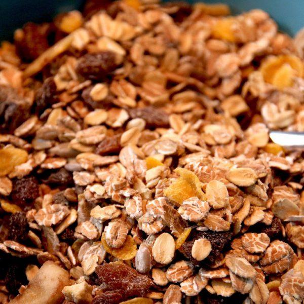 Lecker und gesund - Proteinmüsli einfach selber machen