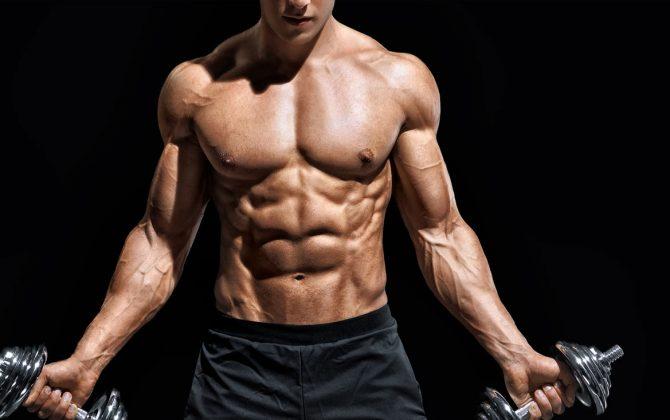 Muskelmasse Diät Mann gewinnen
