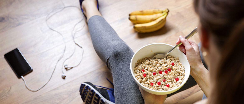 Essen und psychisches Wohlbefinden