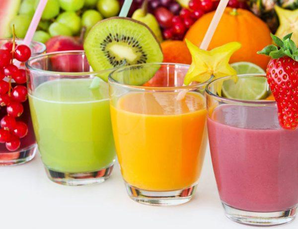 Gesund Abnehmen - Fit und Schlank dank Smoothies