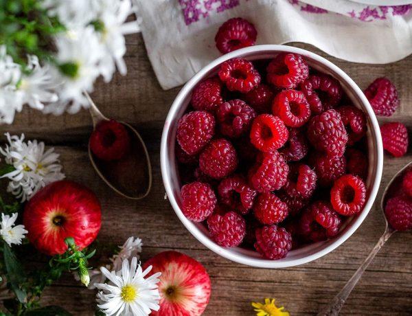 Himbeeren - die Power-Beeren für dein Immunsystem