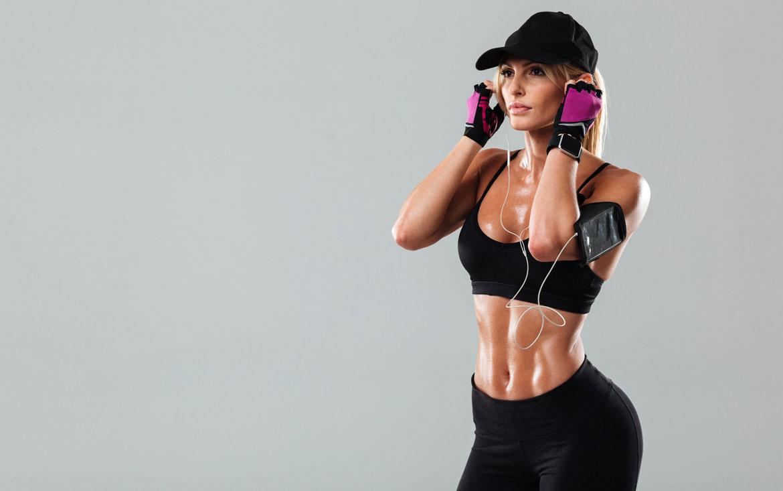 Frau Fitness Diät zu definieren