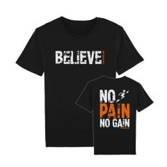 T-Shirt Believe 2.0. Jetzt bestellen!
