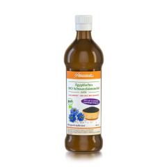 Ägyptisches Bio-Schwarzkümmelöl 500 ml. Jetzt bestellen!