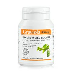 Graviola - Immune System Booster. Jetzt bestellen!