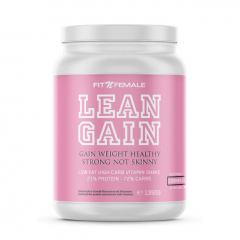 Lean Gain von Fitnfemale
