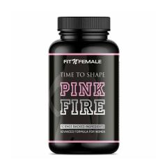 Fitnfemale Pink Fire. Jetzt bestellen!