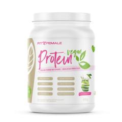 Vegan Protein von Fitnfemale. Jetzt bestellen!