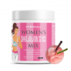Women's Magic Mix von Fitnfemale. Jetzt bestellen!
