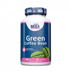 Green Coffee Bean Extract 500 mg. Jetzt bestellen!