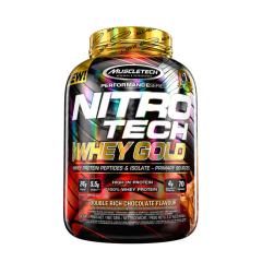 Nitro-Tech 100% Whey Gold Performance Series von MuscleTech. Jetzt bestellen!