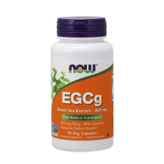 NOW EGCg Green Tea Extract 400 mg. Jetzt bestellen!