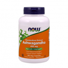 Ashwagandha Extract 450 mg 180 Kapseln