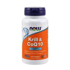 NOW Krill & CoQ. Jetzt bestellen!