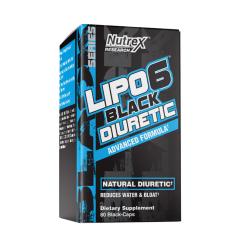 Lipo-6 Black Diuretic 80 Kapseln