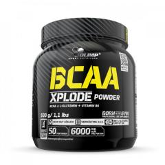 Olimp BCAA Xplode 500 g. Jetzt bestellen!