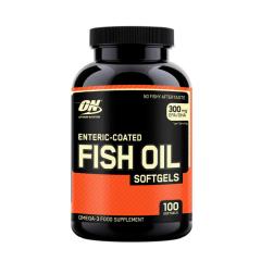 Enteric Coated Fish Oil von Optimum Nutrition. Jetzt bestellen!