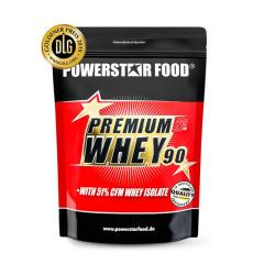 Premium Whey 90 von Powerstar Food. Jetzt bestellen!