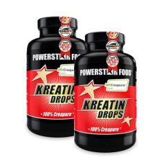Kreatin Drops 2 x 60 Drops (2 FÜR 1)