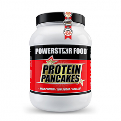 Powerstar Protein Pancakes. Jetzt bestellen!