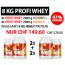 8 kg Whey - Black & White Bundle