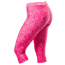 Damen 3/4 Leggings Vortex (Pink)
