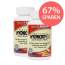 Hydroxycut Pro Clinical Caffeine Free 2 x 90 Kapseln (2 FÜR 1)