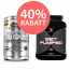 Platinum 100% Glutamine + Get Pumped