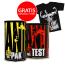 Animal Test 21 packs + Animal Pak 44 Packs + GRATIS T-Shirt